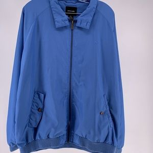 Pierre Cardin blue light weight jacket size XL GUC